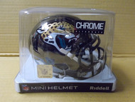 JACKSONVILLE JAGUARS Riddell Chrome Mini Speed