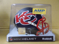 Kansas City Chiefs AMP NFL Riddell Mini Speed Helmet