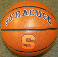 Syracuse Orange NCAA Rawlings Triple Threat Full Size Basketball