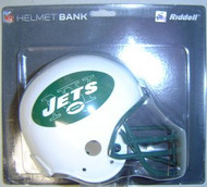 New York Jets Riddell NFL Mini Helmet Bank