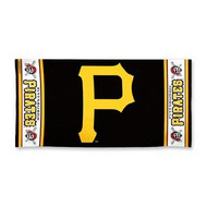 "Pittsburgh Pirates WinCraft McArthur 30""x60"" Fiber Beach Towel"