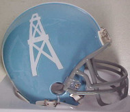 Houston Oilers 1960-1962 Riddell NFL Replica Throwback Mini Helmet