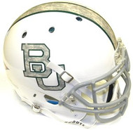 Baylor Bears Alternate White w/ Camo Stripe Schutt NCAA College Football Team Full Size Authentic XP Helmet