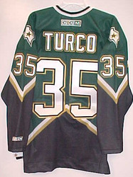 Marty Turco Dallas Stars CCM 550 XL NHL Home Jersey