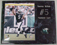 Donovan McNabb Philadelphia Eagles 15x12 Plaque