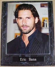 Eric Bana Movie Actor 10.5x13 Plaque
