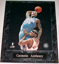 Carmelo Anthony Denver Nuggets 10.5x13 Plaque - PLAQUE-0312