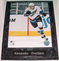 Alexander Ovechkin Washington Capitals 10.5x13 Plaque