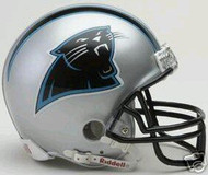 Carolina Panthers 1995-2011 Riddell NFL Replica Throwback Mini Helmet