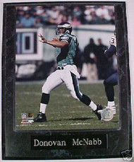Donovan McNabb Philadelphia Eagles 10.5x13 Plaque