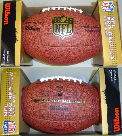 a235f5357f5 Wilson Official NFL Pro Replica Football Model  WTF1825 - GT Wholesale