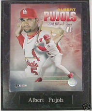 Albert Pujols St. Louis Cardinals 10.5x13 Plaque - PLAQUE-0670