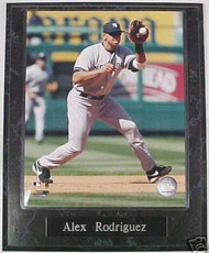Alex Rodriguez New York Yankees 10.5x13 Plaque
