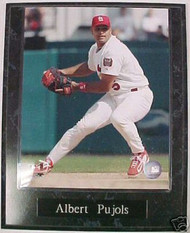 Albert Pujols St. Louis Cardinals 10.5x13 Plaque - PLAQUE-0816