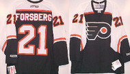 Peter Forsberg Philadelphia Flyers CCM 550 XL NHL Home Jersey