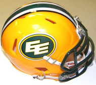 Edmonton Eskimos Riddell CFL Replica Revolution SPEED Mini Helmet