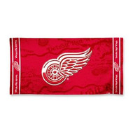 "Detroit Red Wings WinCraft McArthur 30""x60"" Fiber Beach Towel"