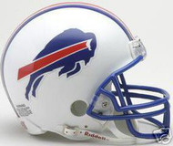 Buffalo Bills 1976-1983 Riddell NFL Replica Throwback Mini Helmet