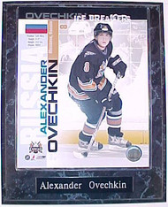 Alexander Ovechkin Washington Capitals 10.5x13 Plaque - PLAQUE-0894