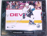 Alexander Ovechkin Washington Capitals 10.5x13 Plaque - PLAQUE-0895