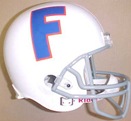 Florida Gators 1966 Throwback Riddell NCAA Collegiate Deluxe Replica Full Size Helmet