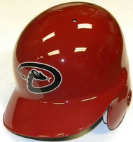 Arizona Diamondbacks Rawlings Full Size Authentic Right Handed MLB Batting Helmet - Left Flap Regular
