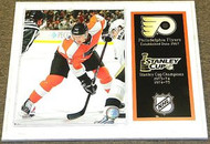 Jeff Carter Philadelphia Flyers NHL 15x12 Plaque