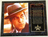 Al Pacino The Godfather 15 x 12 Movie Plaque