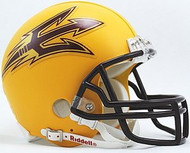 Arizona State Sun Devils GOLD Riddell NCAA Replica Mini Helmet