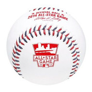 2014 All-Star Game Rawlings Official MLB Game Baseball - Hosted by the Minnesota Twins