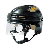 Anaheim Ducks NHL Black Player Mini Hockey Helmet