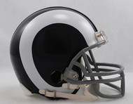 Los Angeles Rams 1965-1972 Z2B Riddell NFL Replica Throwback Mini Helmet