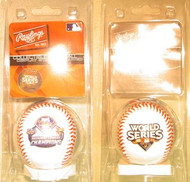 Philadelphia Phillies 2009 World Series / National League Champions Rawlings Official Collectible Major League Baseball