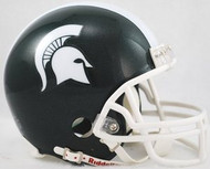 Michigan State Spartans Riddell NCAA Replica Mini Helmet