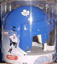 Toronto Maple Leafs NHL Blue Player Mini Helmet