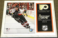 Simon Gagne Philadelphia Flyers NHL 15x12 Plaque