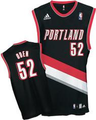 Greg Oden Portland Trailblazers #52 Adidas XL Jersey