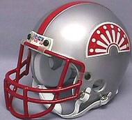 Memphis Showboats USFL United States Football League Authentic Mini Helmet