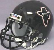 Oklahoma Outlaws USFL United States Football League Authentic Mini Helmet