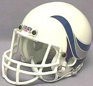 Boston Breakers USFL United States Football League Authentic Mini Helmet