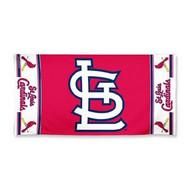 "St. Louis Cardinals WinCraft McArthur 30""x60"" Fiber Beach Towel"