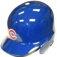 Chicago Cubs Rawlings Full Size Authentic Right Handed Batting Helmet - Left Flap Regular