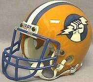 Oakland Invaders USFL United States Football League Authentic Mini Helmet