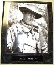 John Wayne Legendary Actor 10.5 x 13 Movie Plaque