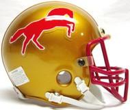 Birmingham Stallions USFL United States Football League Authentic Mini Helmet