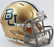 Baylor Bears Riddell NCAA Replica Revolution SPEED Mini Helmet