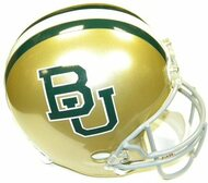 Baylor Bears Riddell NCAA Collegiate Deluxe Replica Full Size Helmet