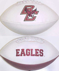Boston College Eagles Rawlings Jarden Sports Signature NCAA Full Size Fotoball Football - DEFLATED without Box/Pen