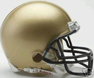 Navy Midshipmen Riddell NCAA Replica Mini Helmet