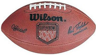 Super Bowl 25 XXV Wilson Official NFL Game Football New York Giants vs. Buffalo Bills